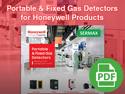 Sermax is the authorized distributor and solution providers for Honeywell Portable & Fixed Gas Detectors in Malaysia.