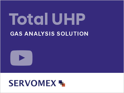 SERVOMEX provides total UHP Solutions